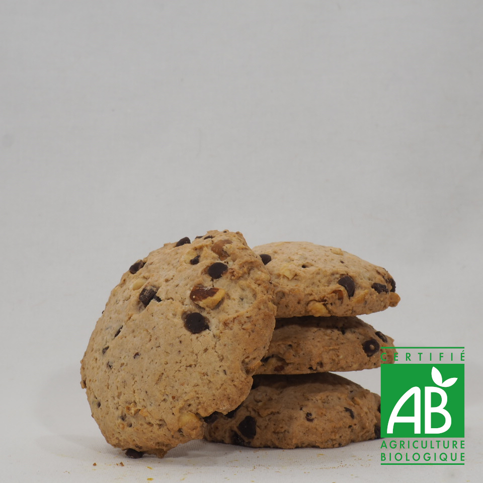 COOKIES VEGAN BIO